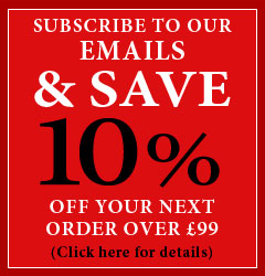 Subscribe to our emails and save 10%